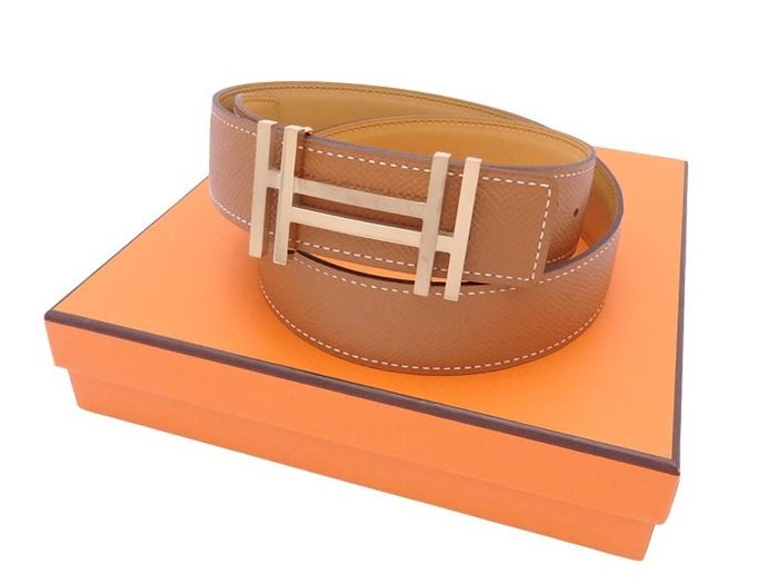 Hermès - Reversible Belt Riem