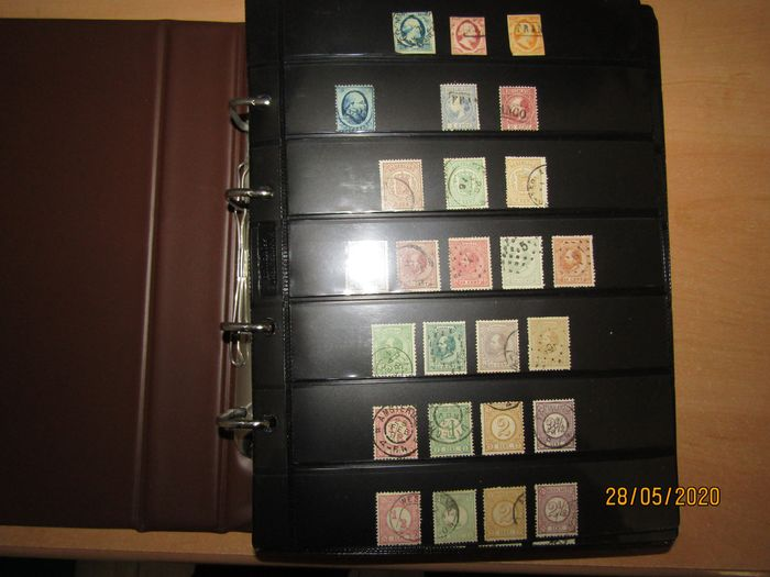 Netherlands 1852/1997 - Collection