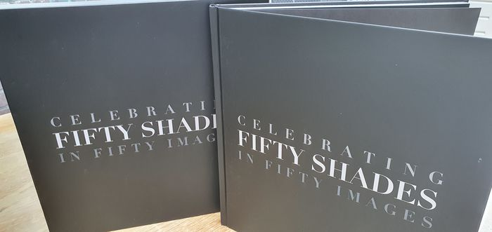 Collectors Item - Exclusive - Celebrating Fifty Shades in Fifty Images - 2018