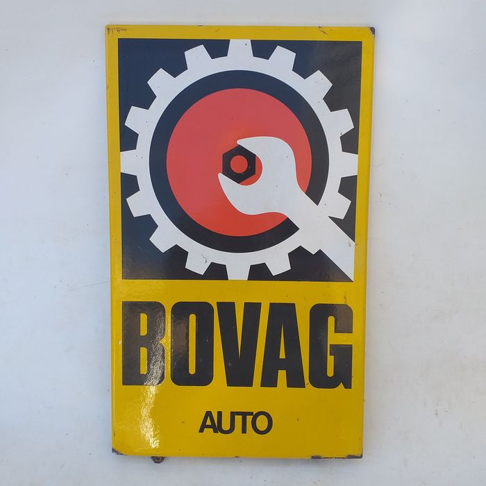 Bovag - Bovag Auto sign (1) - Émail
