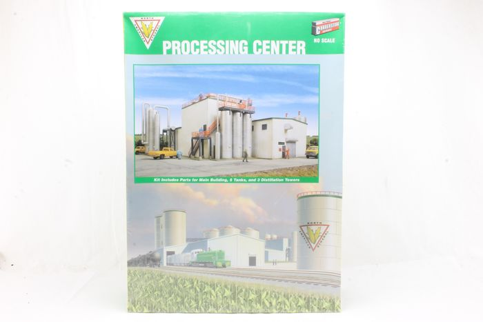 Walthers H0 - 933-2976 - Scenery - Processing Center