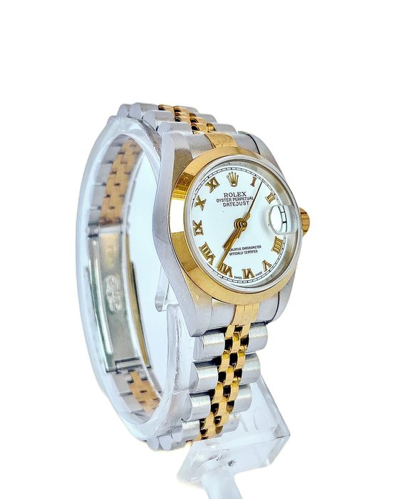 Rolex - Oyster Perpetual Datejust - 79163 - Women - 1990-1999