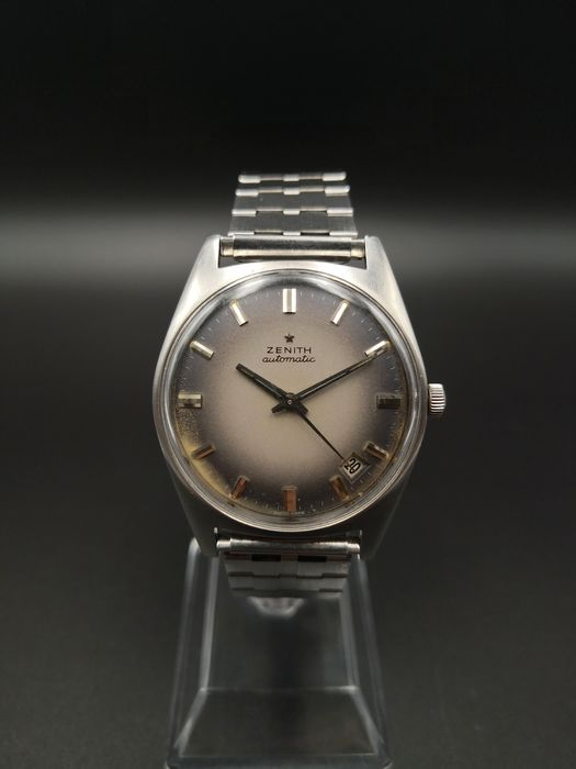 "Zenith - Automatic - ""NO RESERVE PRICE"" - Men - 1960-1969"