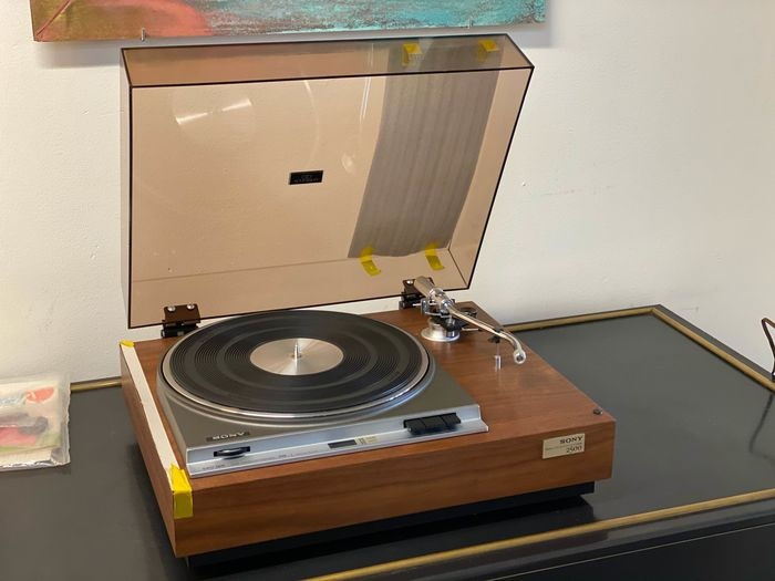 Sony - PS-2500 (NOS) - Turntable
