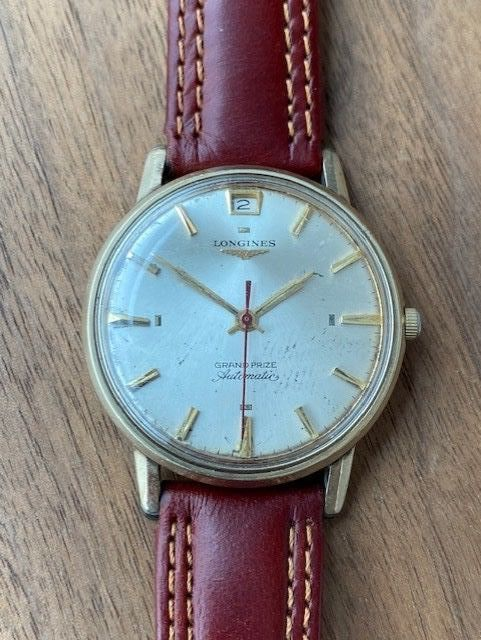 Longines - Grand Prize - Hombre - 1960-1969