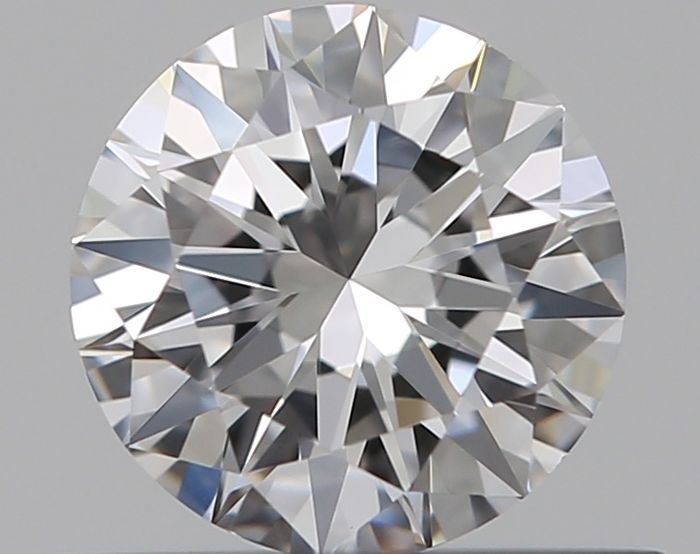 Diamond - 0.41 ct - Brilliant - D (colourless) - IF (flawless)