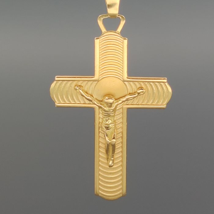 18 kt. Yellow gold - Pendant