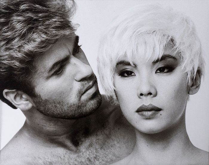 Martyn Goddard - George Michael. ' I Want Your Sex'.