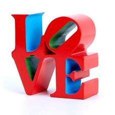 Robert Indiana (after) - Classic LOVE