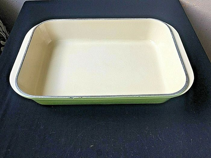 Le Creuset - Large oven dish number 40 (6) - Enamelled cast iron