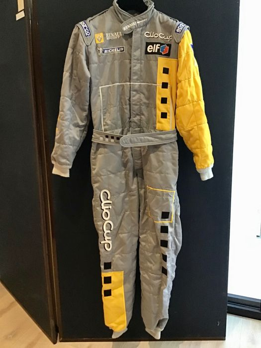 Clothing - Combinaison Pillote - Clio Cup - Renault, SPARCO