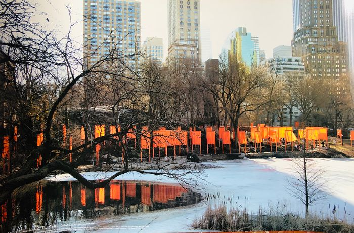Christo - The Gates (Central Park - NYC 1979-2005) - 2005 - Années 2000