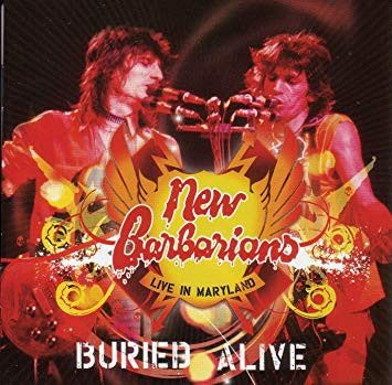 New Barbarians - One Amazing M&S Record II  Live In Maryland - Buried Alive - 3xLP Album (Triple album) - 2019/2019