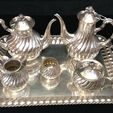 Silver Tableware Auction