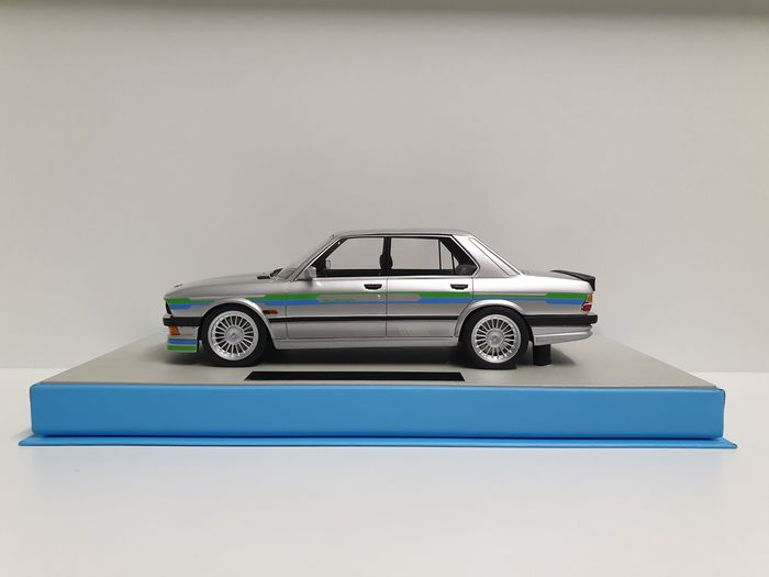 LS Collectibles  - 1:18 - Bmw - Alpina B10 E28 3.5 Turbo NEW 250 Extremely RARE