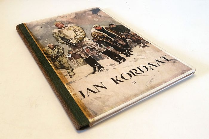 Jan Kordaat - Jan Kordaat (II), speurder - Hardcover - First edition - (1948)