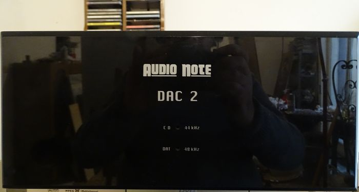 Audio Note - DAC 2 - Tube Digital to Analog Converter