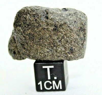 OFFICIALLY CLASSIFIED & APPROVED MARS METEORITE Achondrite Meteorite - 10 g