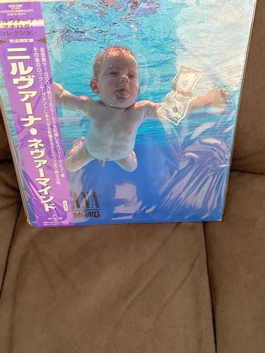 Nirvana - Nevermind - Limited edition, LP Album - 1996/1996
