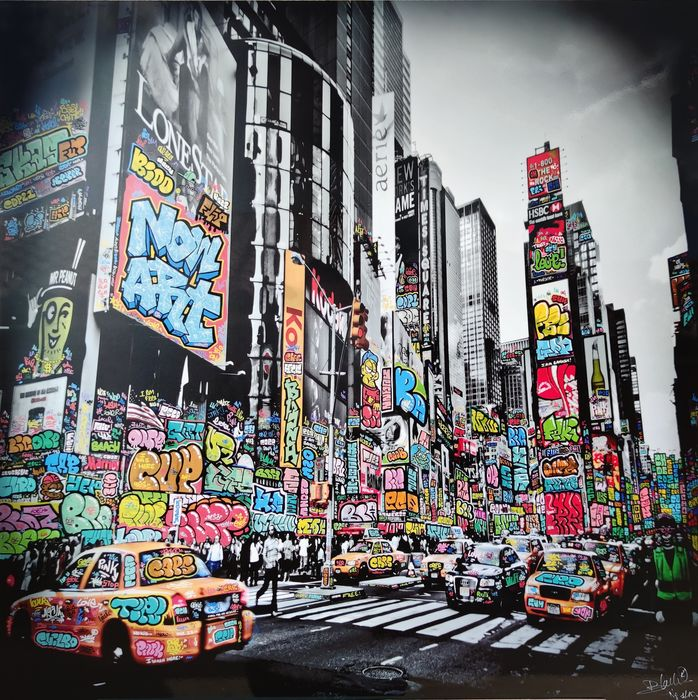 BLACH® (Maxime Blachère) - Vic New York Now Art