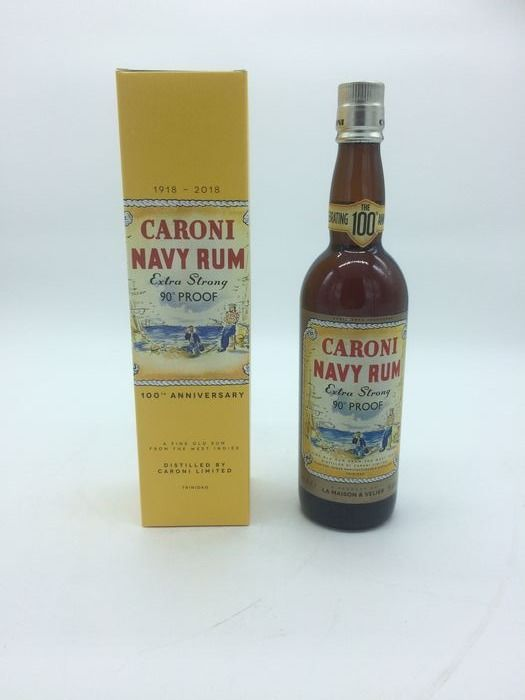 "Caroni 2000 18 years old LMDW & Velier - Navy Rum Replica ""Limited Edition"" - 70cl"