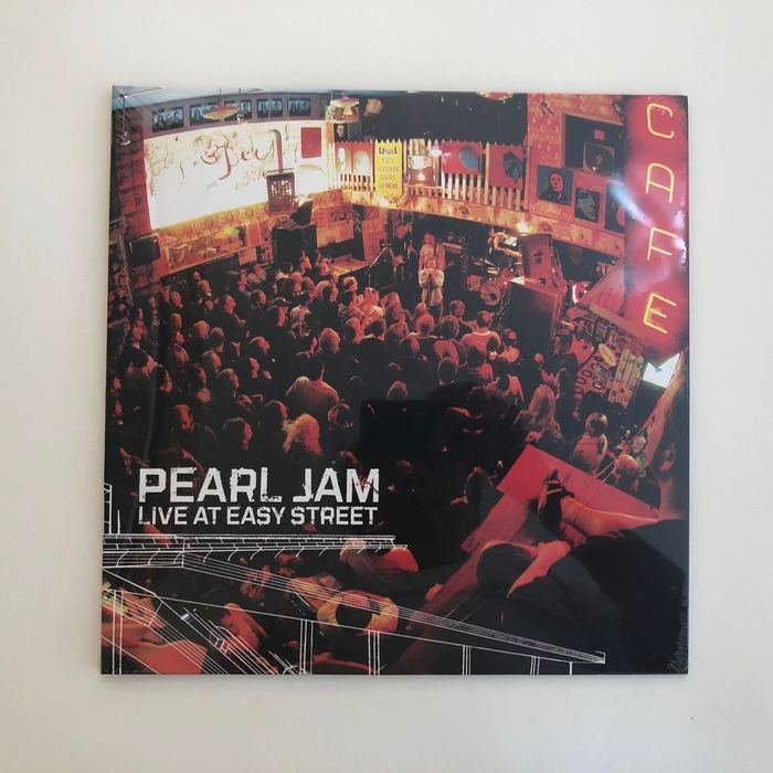 Pearl Jam - Live At Easy Street - Limited edition, LP Album - 2019/2019
