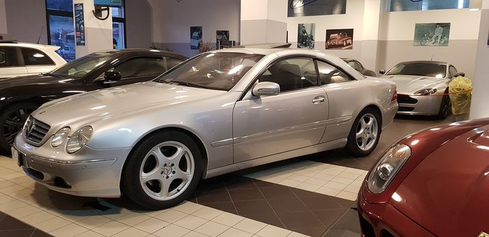 Mercedes-Benz - CL500 - 2001