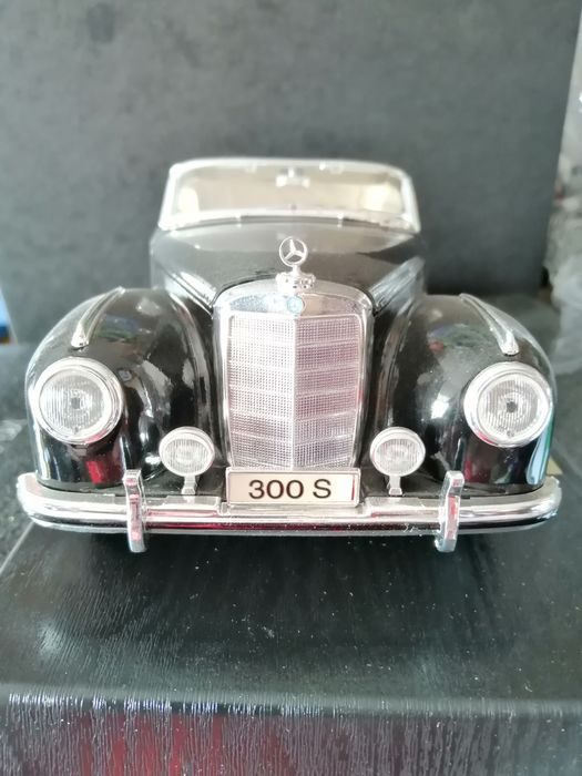 Maisto - 1:18 - mercedes-benz 300s 1955 - Objet de collection