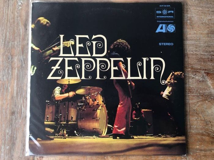 """Led Zeppelin - Limited edition record club issue: """"Led Zeppelin"""" - LP Album - 1970/1970"""
