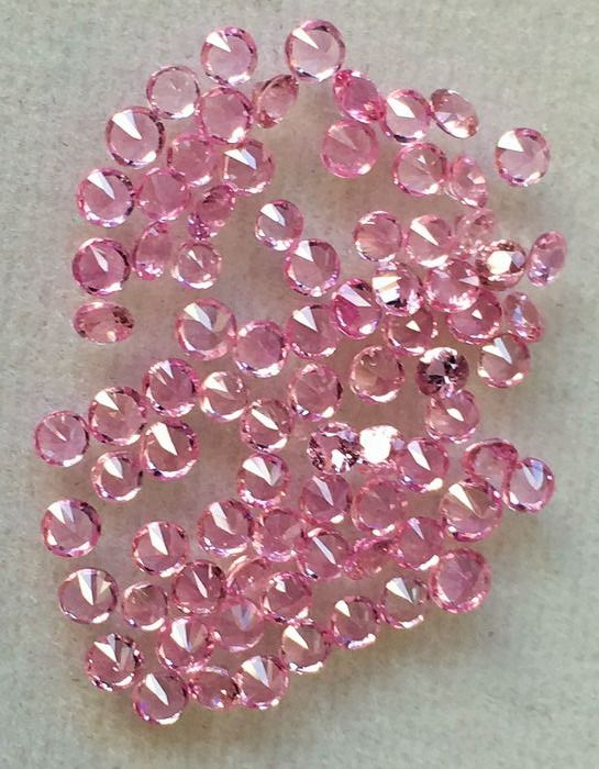 Pink Sapphire - 5.10 ct