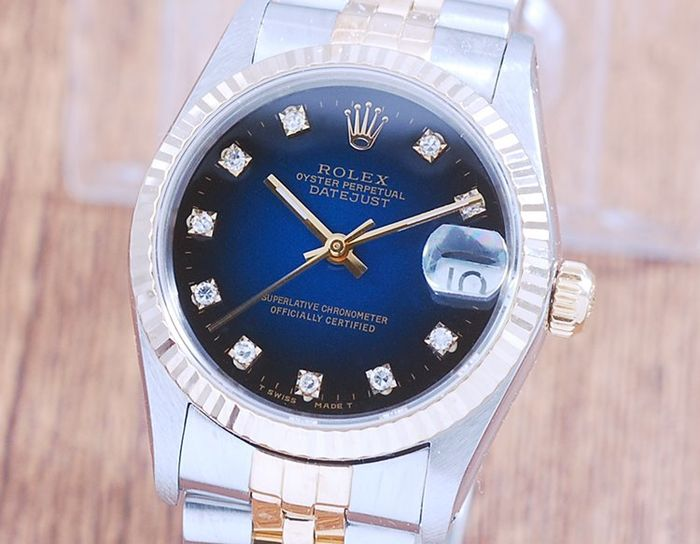 Rolex - Oyster Perpetual Datejust - 68273 - Donna - 1980-1989
