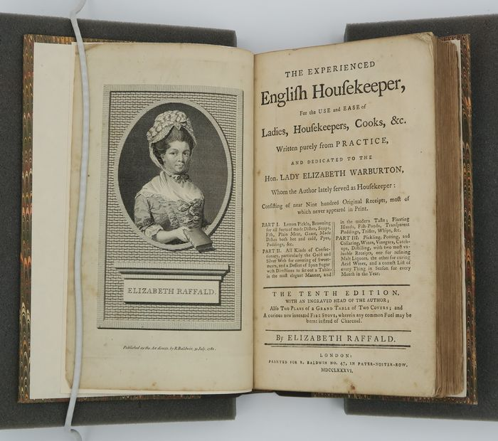 Elizabeth Raffald - The Experienced English Housekeeper, for the use and ease of Ladies, Housekeepers, Cooks, &c. - 1786