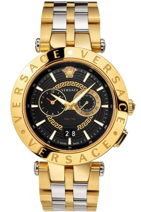 Versace - V-Race Mens bicolor - VEBV00519 - Men - 2011-present