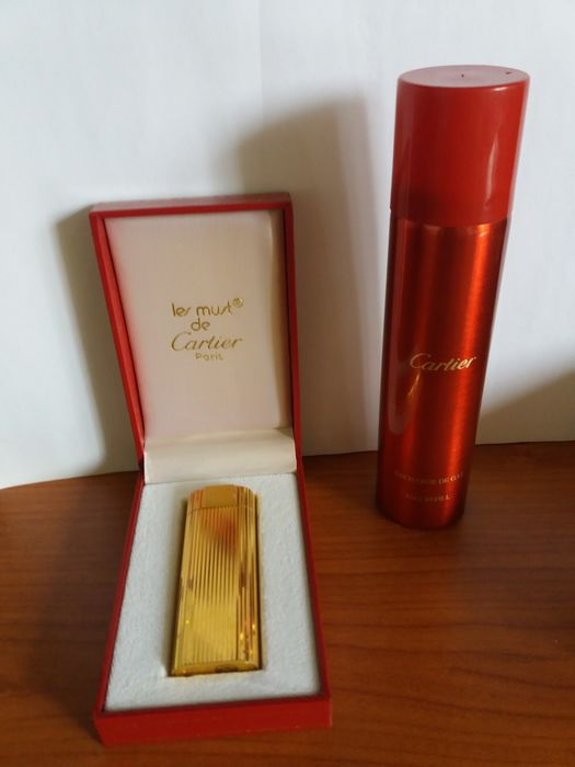 Cartier - Lighter - Collection of 2