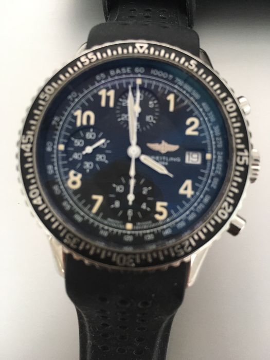 "Breitling - Navitimer Aviastar - ""NO RESERVE PRICE"" - Ref. A13024 - Homme - 1990-1999"