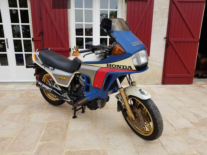 Honda - CX Turbo - NO RESERVE - 500 cc - 1982