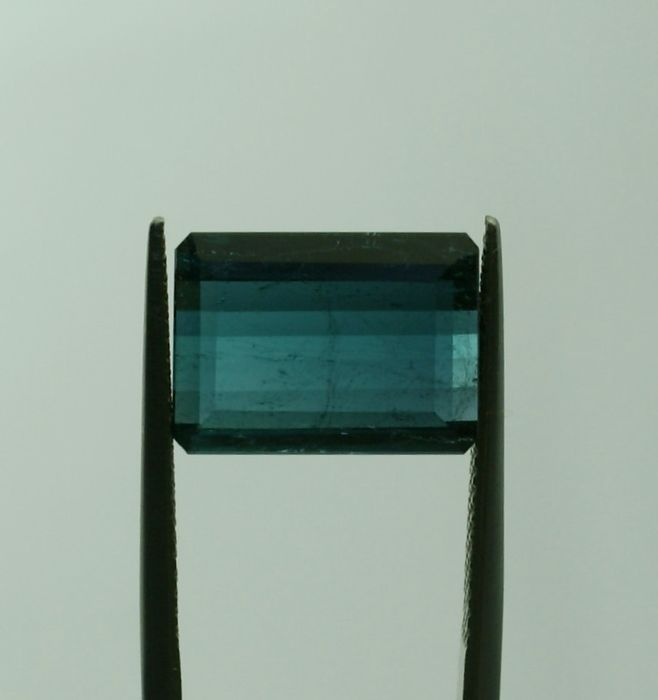 blue Tourmaline, ( Indicolite) - 6.07 ct