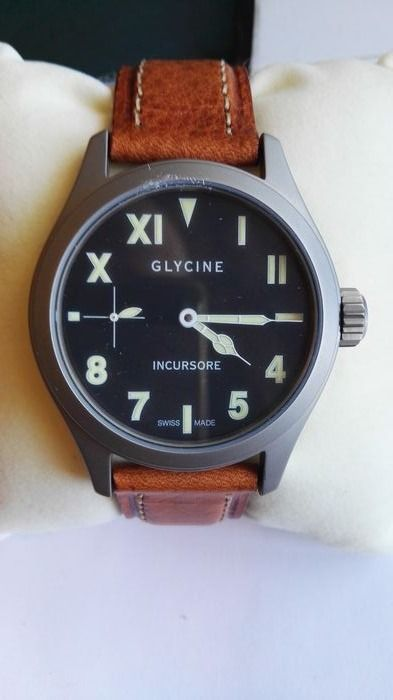 Glycine - Incursore - NO RESERVE PRICE - Men - 1990-1999