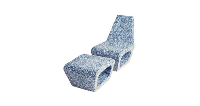 Wiel Arets - Quinze & Milan - Lounge chair (2) - Contemporary