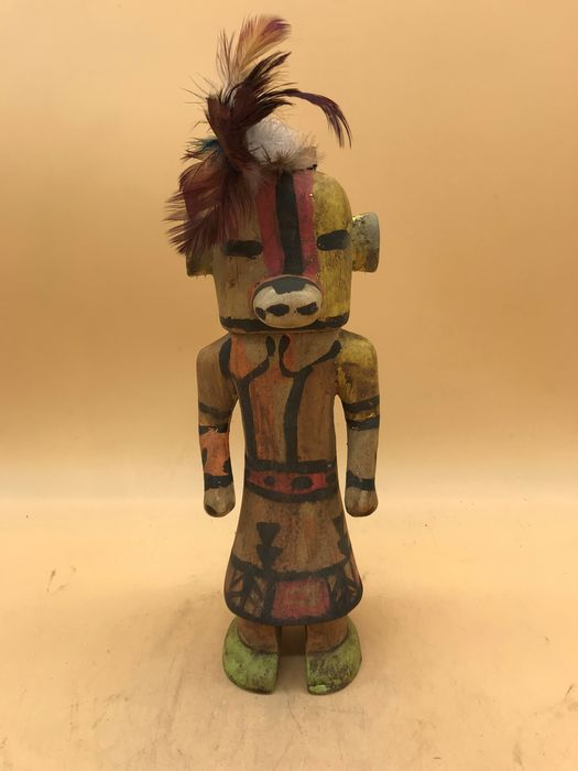 Pop - Hout - Kachina - Hopi stijl - Arizona, USA