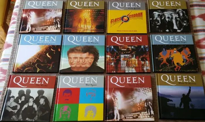 Queen - Complete Collection - Multiple titles - CD Box set, Limited edition - 2008/2008