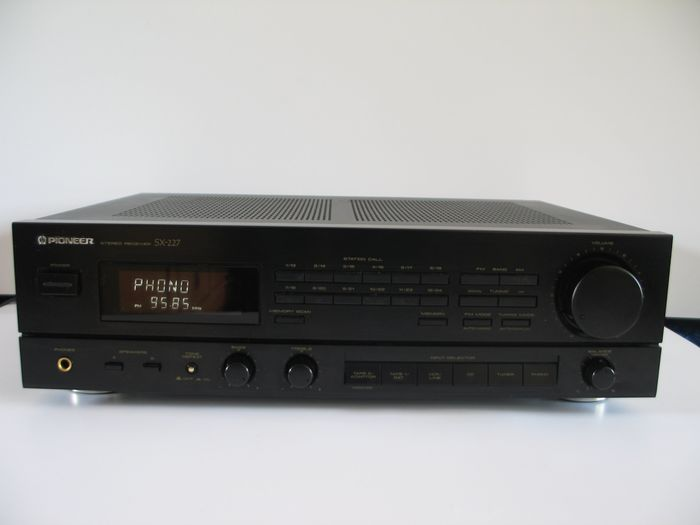 Pioneer - SX-227 - Ricevitore stereo