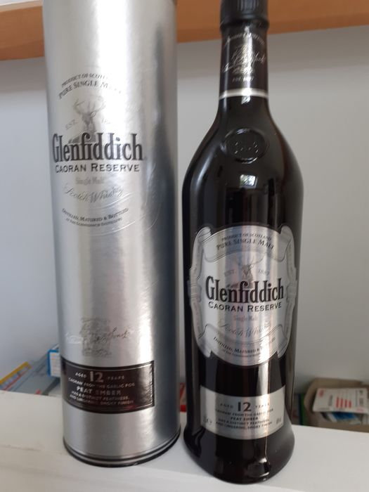 Glenfiddich 12 years old Caoran Reserve - 1.0 Litre