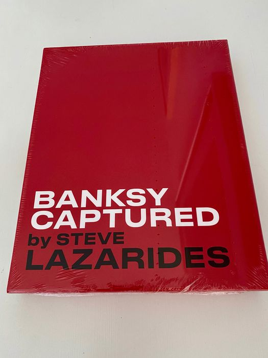 Banksy, Steve Lazarides  - Banksy Captured [Exclusive Friends and Family Limited Edition] - 2020
