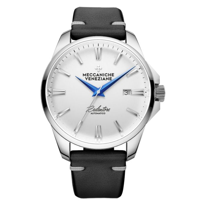 "Meccaniche Veneziane - Automatic Redentore 40mm with Italian Leather Strap - 1301007 ""NO RESERVE PRICE"" - Men - 2011-present"