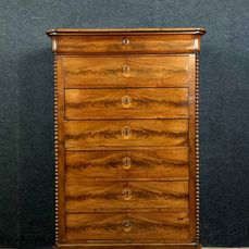 Weekly Restoration Period - Mahogany - Early 19th century