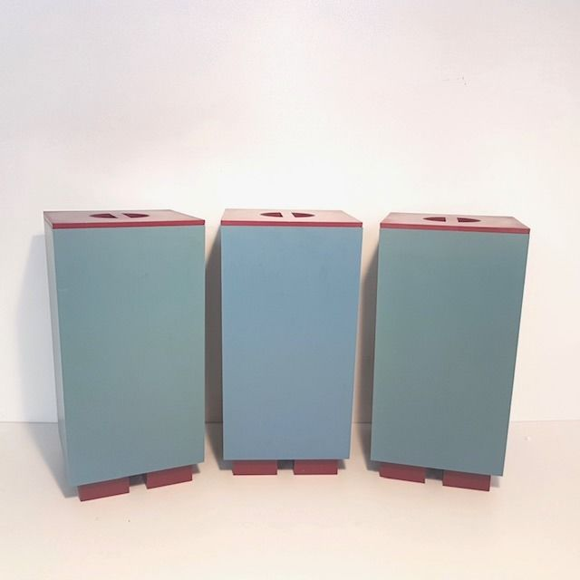 Michael Graves - Alessi - Storage containers 'Euclid' (3)