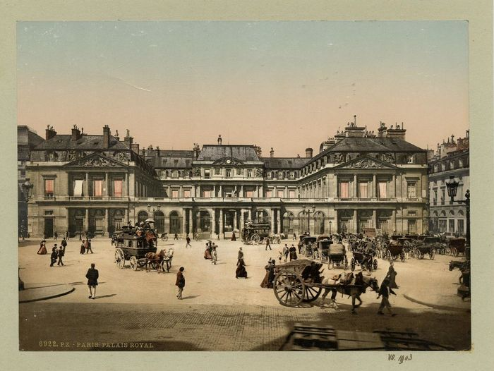 Anonyme - P.Z. France, Paris, Palais Royal