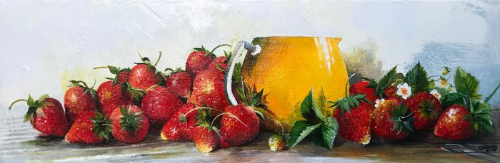 Alexandr Nakonechny - Strawberries