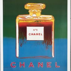 Andy Warhol (after) - Chanel N.5 - 1997